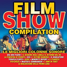 Amazon.com: Film Show Compilation (Le Migliori Colonne Sonore): Film