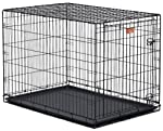 Midwest 1542 iCrate Single-Door Pet Crate 42-By-28-By-30-Inch from Midwest Homes for Pets