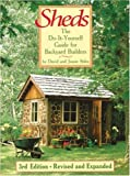 Sheds: The Do-It-Yourself Guide for Backyard Builders - 1554072247