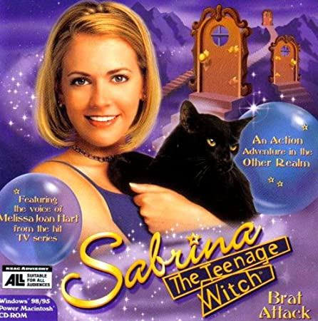 Sabrina The Teenage Witch Brat Attack Ver 1.0
