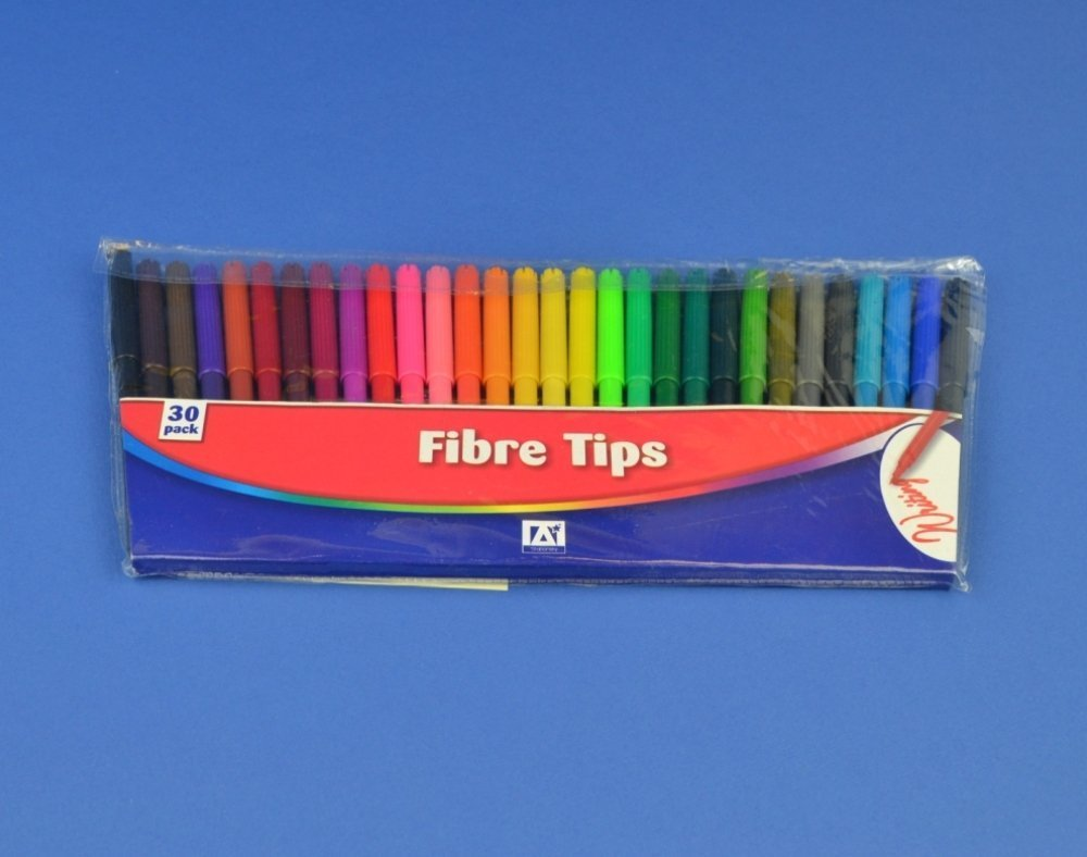 Pen Tip Fibre Tip Colouring Pens