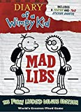 img - for Diary of a Wimpy Kid Mad Libs: The Fully L ded Deluxe Edition book / textbook / text book