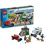 Lego City 60048 - Gauner-Versteck