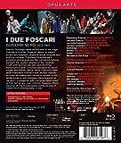 Image de Verdi : I due Foscari. Domingo, Meli, Agresta, Pappano, Strassberger. [Blu-
