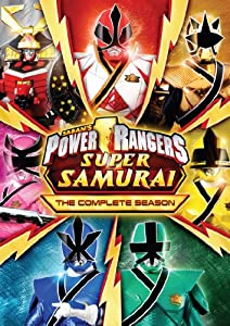 Power Rangers Super Samurai The Complete Season Dvd by LIONSGATE