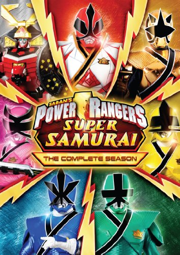 Power Rangers Super Samurai: The Complete Season [DVD] [Import]