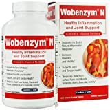 Garden of Life - Wobenzym N Healthy Inflammation and Joint Support