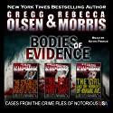 Bodies Of Evidence: Notorious USA (       UNABRIDGED) by Gregg Olsen, Rebecca Morris Narrated by Kevin Pierce