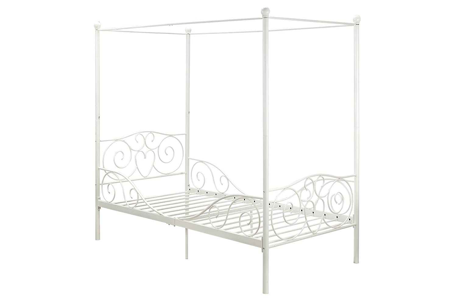 DHP Canopy Metal Bed esspero canopy
