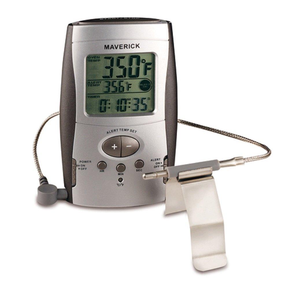 Digital BBQ Thermometer Black günstig online kaufen