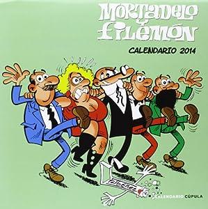 Calendario Mortadelo y Filemón 2014 Calendarios y agendas