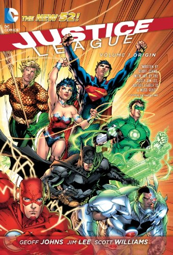Download Justice League Vol. 1: Origin (Justice League Graphic Novel)