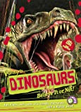 img - for Ripley Twists: Dinosaurs: Fun, Facts, and Deadly Dinosaurs... book / textbook / text book
