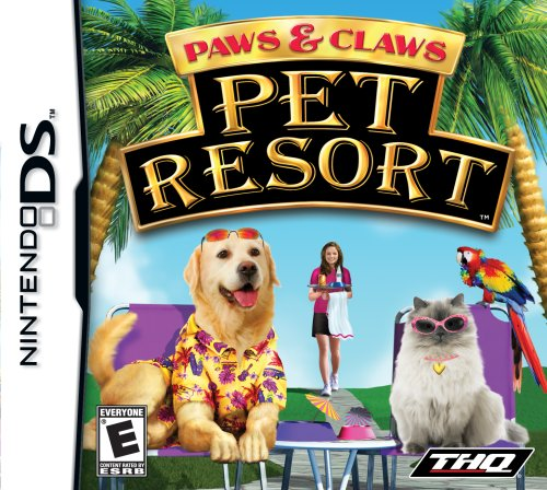 Paws & Claws: Pet Resort - Nintendo DS (Pampered Pets 2 Ds compare prices)
