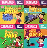 Naisha Series Set 2 (Set of 4 Books) (Toddler's Picture Storybook)