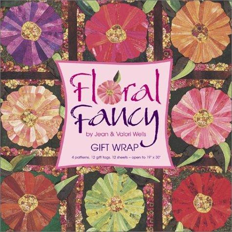 Floral Fancy Gift Wrap