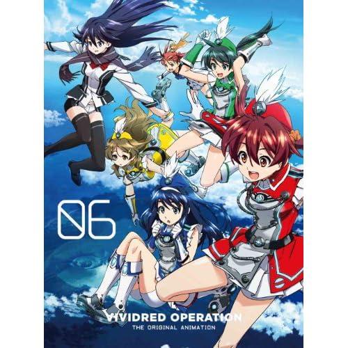 ビビッドレッド・オペレーション 6(完全生産限定版) [Blu-ray]