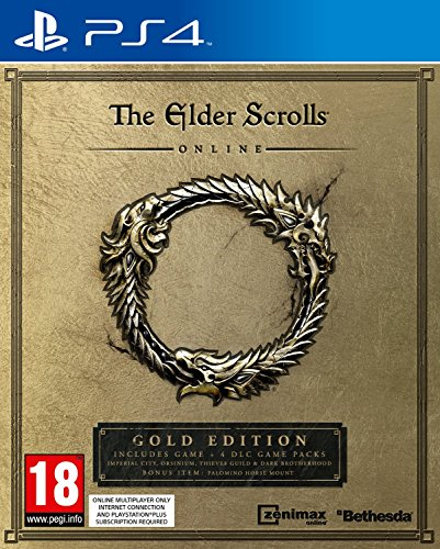 The Elder Scrolls Online Gold Edition (PS4) (The Elder Scrolls Online compare prices)