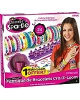 Cra-Z-art - KKCZL01N - Cra-Z-Loom Bracelets Maker - Fabrique de Bracelets + 600 Elastiques