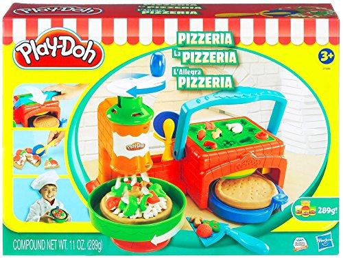 Playdoh - La Pizzeria Gioco con Pasta da Modellare