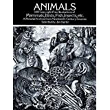 Animals: 1,419 Copyright-Free Illustrations of Mammals, Birds, Fish, Insects, etc (Dover Pictorial Archive) ~ Jim Harter