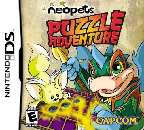 Neopets Puzzle Adventure  (Nintendo DS)