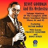 AFRS Benny Goodman Show, Volume 19
