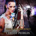 Val - Prequel to the Zombie Chronicles: Apocalypse Infection Unleashed Series Book 0 Audiobook by Chrissy Peebles Narrated by Marian Hussey
