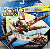 Storm Hawks - Dark Ace's Talon Switchblade Elite - 2 Vehicles in 1! - Plane becomes Motorcycle