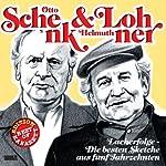 Otto Schenk & Helmuth Lohner: Lacherfolge - Die besten Sketche aus fünf Jahrzehnten (Best of Kabarett Edition) | Hugo Wiener