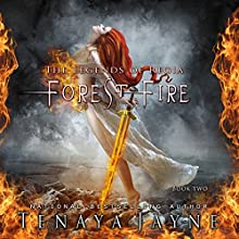 Forest Fire (       UNABRIDGED) by Tenaya Jayne Narrated by Khristine Hvam