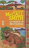vignette de 'Les vacances de Mma Ramotswe (Alexander McCall Smith)'