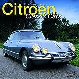 Citroen Classic Cars 2014 Calendar