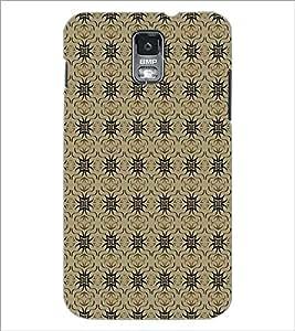 SAMSUNG GALAXY S4 MINI FLOWER PATTERN Designer Back Cover Case By PRINTSWAG