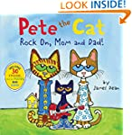 Pete the Cat: Rock On, Mom and Dad!