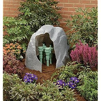 Orbit 53016 Granite Rock Sprinkler System Valve Cover Box