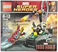 LEGO Super Heroes Iron Man vs. The Mandarin Ultimate Showdown (76008) from LEGO Superheroes