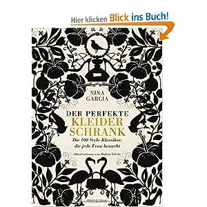 Buch: Der perfekte Kleiderschrank von Nina Garcia