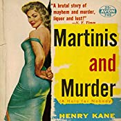 Martinis and Murder | Henry Kane