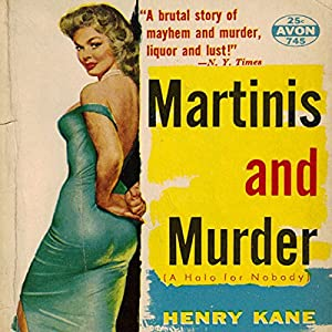 Martinis and Murder Audiobook