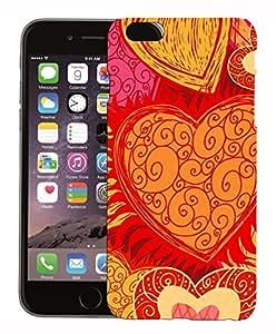 FCS Printed 3D Designer Hard Back Case For Apple iPhone 6S Plus (5.5-Inch) Design-10394