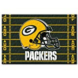 Northwest Green Bay Packers 39x59 Tufted Rug