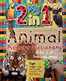 img - for My 2 in 1 Animal Picture Dictionary A to Z and Habitat Pages book / textbook / text book
