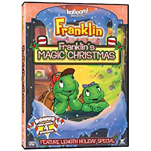 Franklin-Franklins Magic Christmas movie