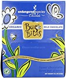 Endangered Species Organic Bug Bites, Milk Chocolate, 0.35 Ounce (Pack of 64)
