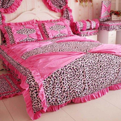 Cheetah Baby Bedding 18590 front