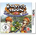 Harvest Moon 3D: Geschichten zweier St�dte - [Nintendo 3DS]