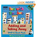 Fun with Numbers: Adding and Taking Away Pack (Watch and Learn)