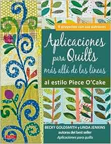 Aplicaciones para Quilts mas alla de las lineas al estilo