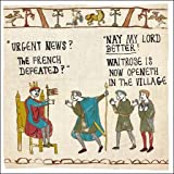 Greeting Card (WDM6725) - Humorous - Waitrose - Hysterical Histories